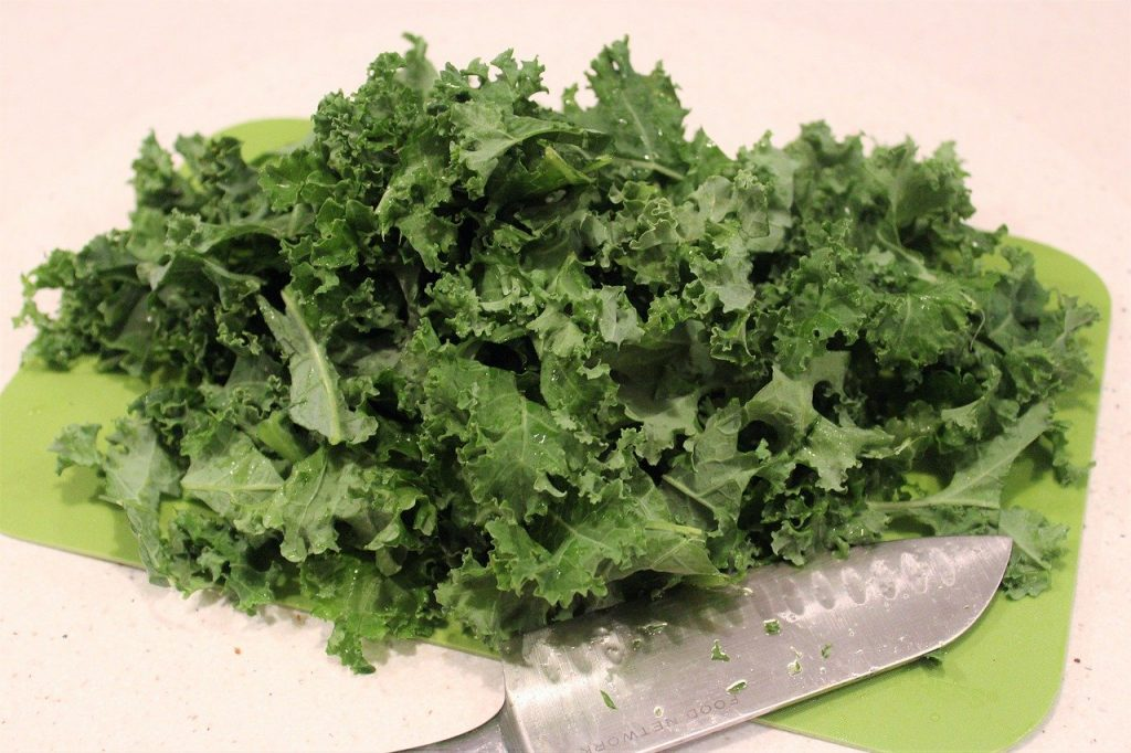 chopped, eating healthy, green