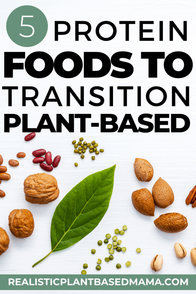 5 Protein Foods To Transition To A Plant-Based Diet